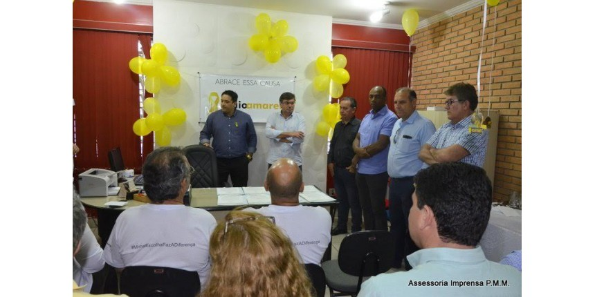 EDUCAÇÃO NO TRÂNSITO: Encerrado Maio Amarelo 2017, Movimento continua...