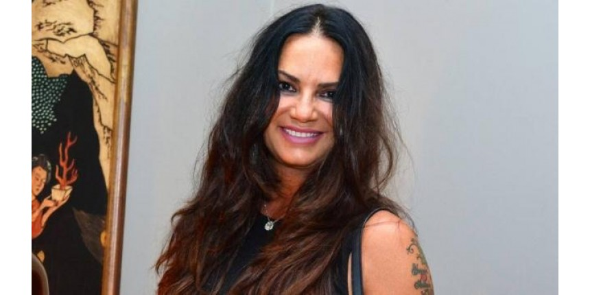 'Este dia não é só meu': Luiza Brunet 'dedica' condenação de seu ex-marido a todas as mulheres