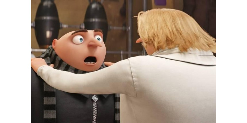 'Meu Malvado Favorito 3' é maior estreia da semana