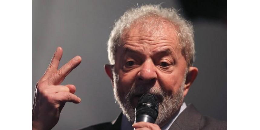 MPF pede a prisão de Lula e o pagamento de R$ 87 milhões