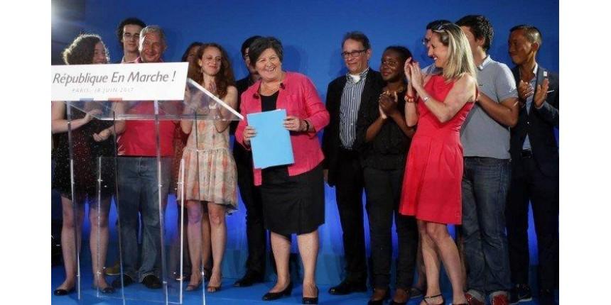 Mulheres conquistam número recorde de assentos no Parlamento francês