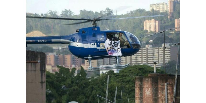 Opositores protestam contra Maduro um dia após helicóptero atacar Suprema Corte da Venezuela