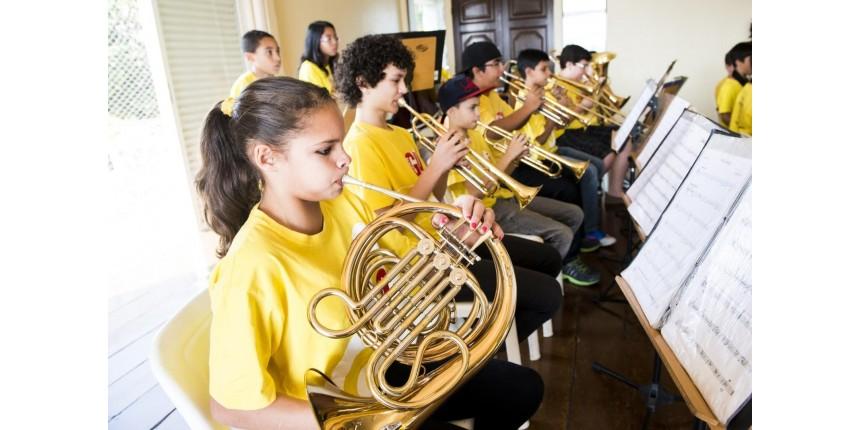 Projeto Guri abre mais de 600 vagas para cursos de música na região Centro-Oeste Paulista