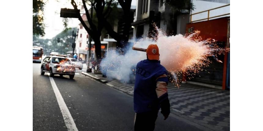 Protestos bloqueiam rodovias em SP e outros Estados