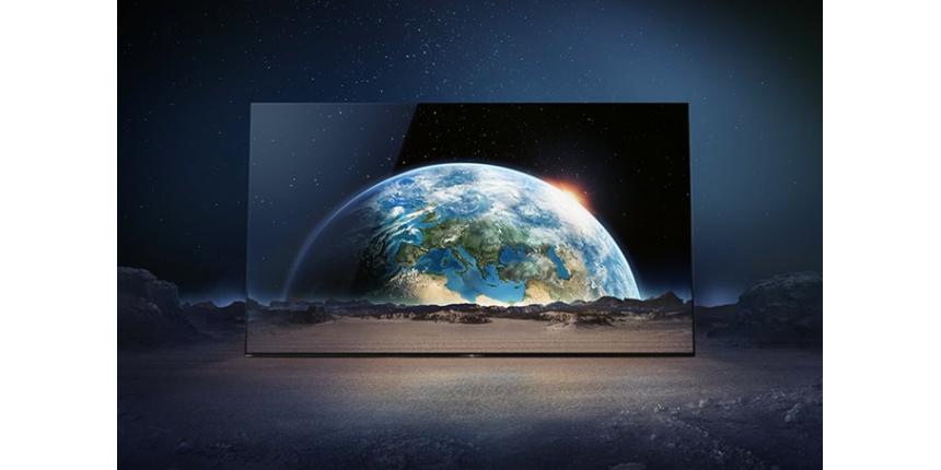 TV da Sony que emite som pela própria tela chegará ao Brasil