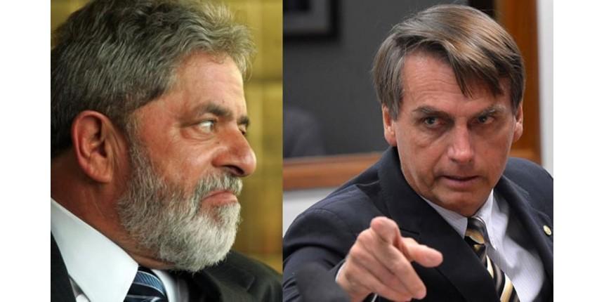 Bolsonaro volta a crescer em disputa pela presidência, mostra pesquisa