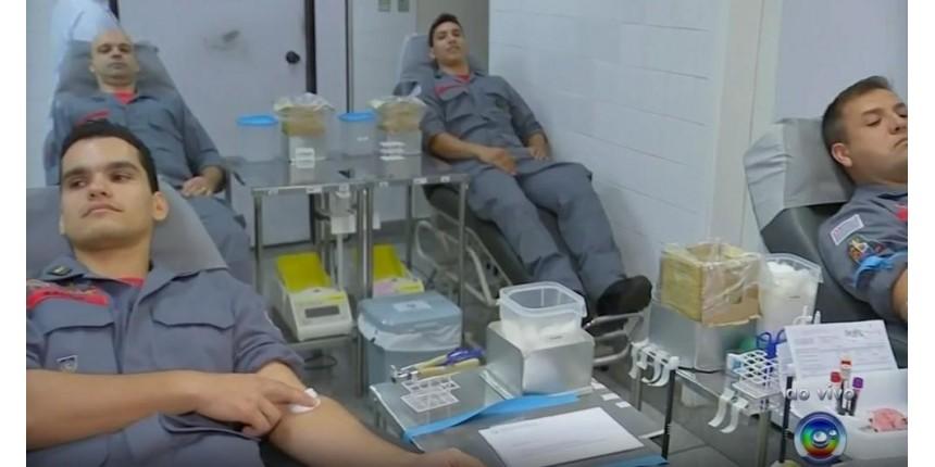 BOMBEIROS: Competição solidária incentiva a doação de sangue em Bauru e Marília