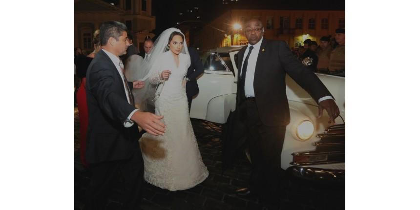 Ministro, pai de deputada cujo casamento foi alvo de protesto, diz que 'tudo correu como deveria'