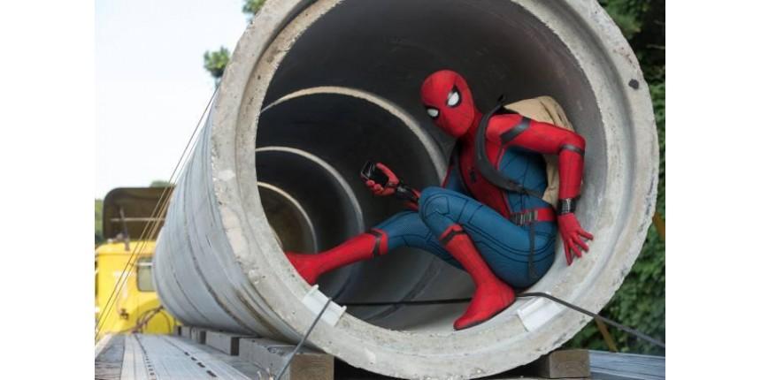 Novo 'Homem-Aranha' é a grande estreia da semana
