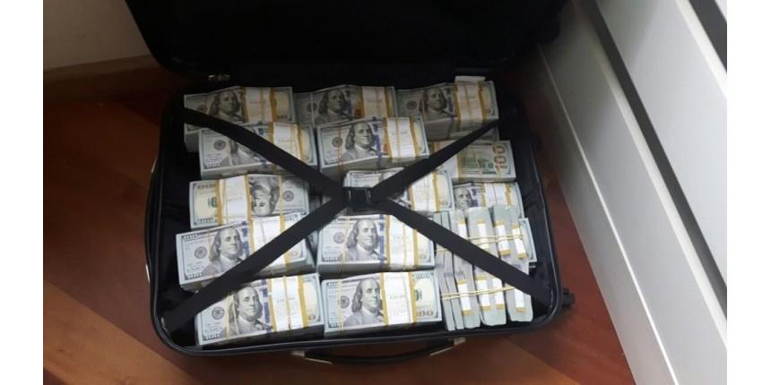 PF apreendeu US$ 4,5 milhões e 1,5 tonelada de cocaína em operação contra 'embaixador do tráfico'