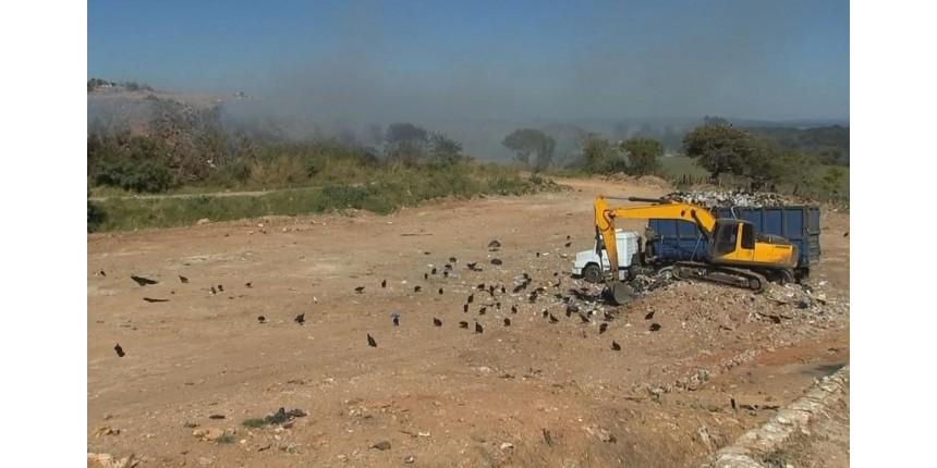 Prefeitura de Marília começa obras para regularizar o aterro sanitário