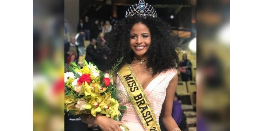A piauiense Monalysa Alcântara é eleita Miss Brasil 2017
