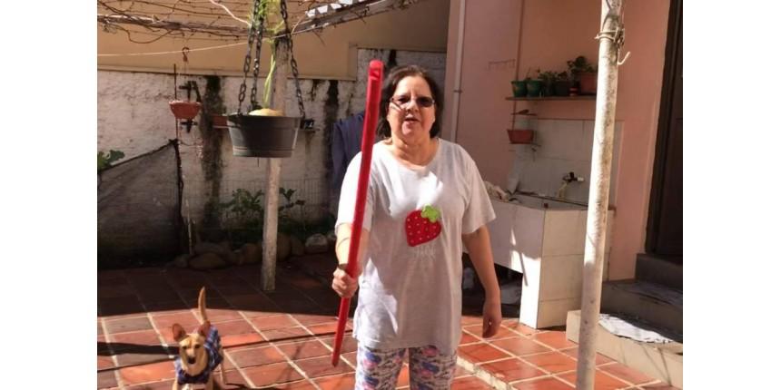 'Achei que fosse disco voador', diz mulher 'perseguida' por drone