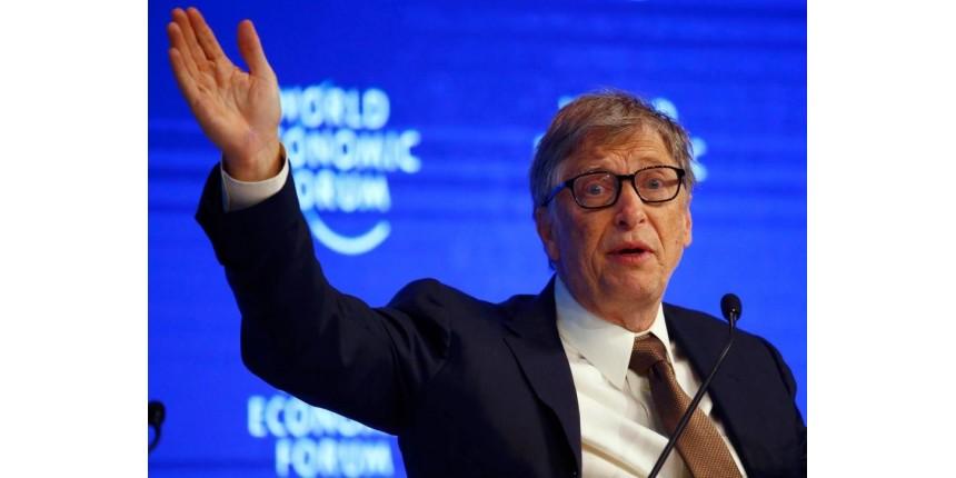 Bill Gates faz maior doação de sua fortuna desde 2000