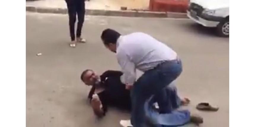 Chefe de gabinete da Secretaria de Justiça e Cidadania se desculpa por agressão a idoso