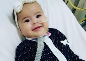 'Estamos muito felizes', diz mãe de bebê com doença rara sobre liberação...
