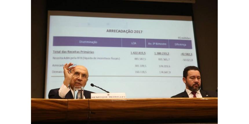 Governo eleva rombo das contas para R$ 159 bi e anuncia pacote de medidas