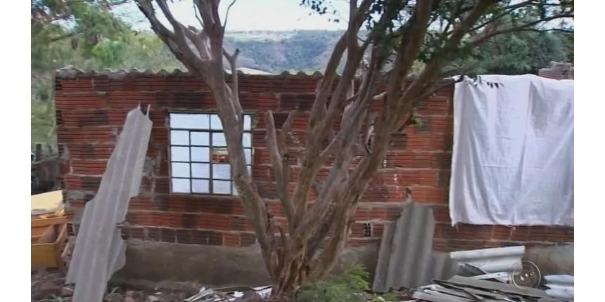 Jovem dá à luz horas após ter casa destruída pela chuva em Marília