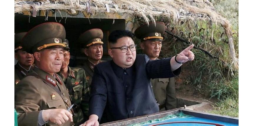 Míssil norte-coreano sobrevoa Japão e eleva risco de guerra no leste da Ásia