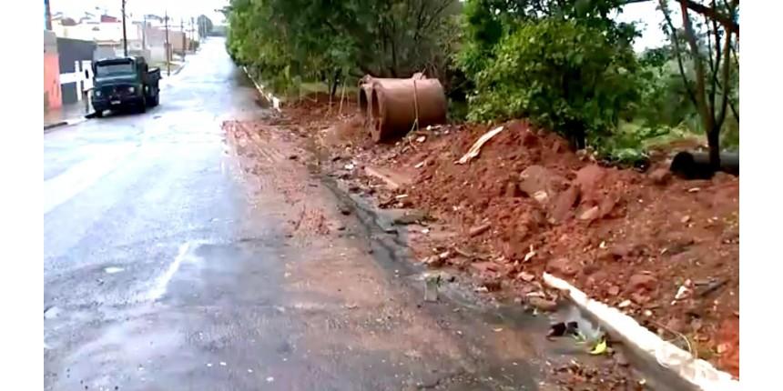Polícia Ambiental autua prefeitura de Marília por despejo irregular de entulho