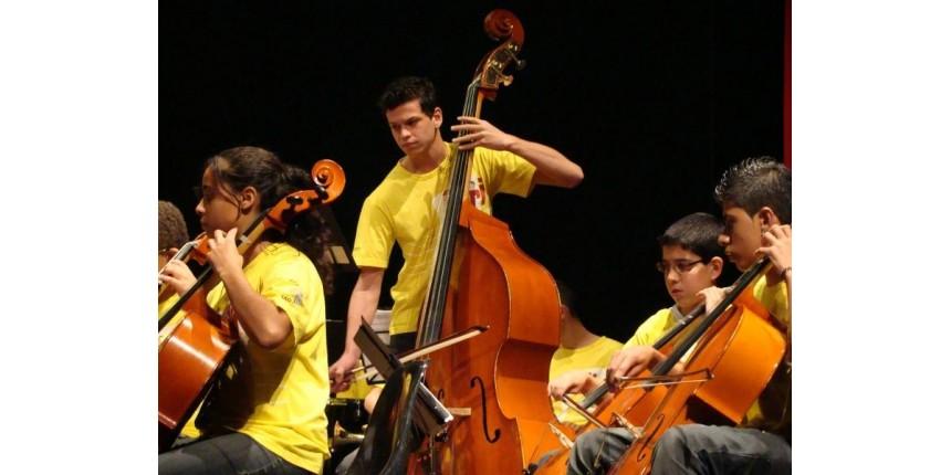 Projeto Guri oferece cursos de música para a região de Bauru e Marília