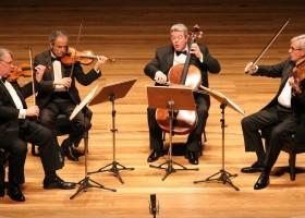 A arte infinita do Emerson String Quartet