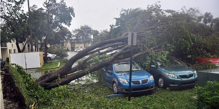 Furacão Irma cai para categoria 2, mas continua com 'ventos perigosos'