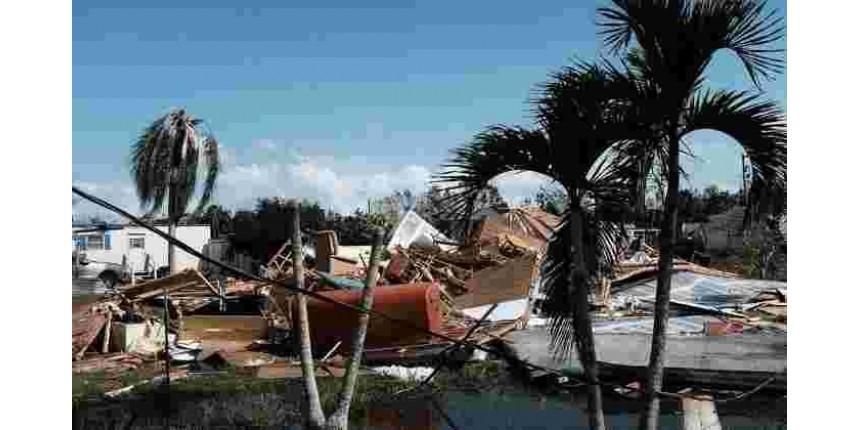 Furacão Irma devastou Florida Keys, afirma governador