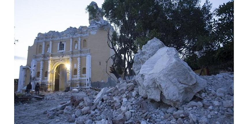 Igreja desaba em Puebla e mata 11 durante batizado