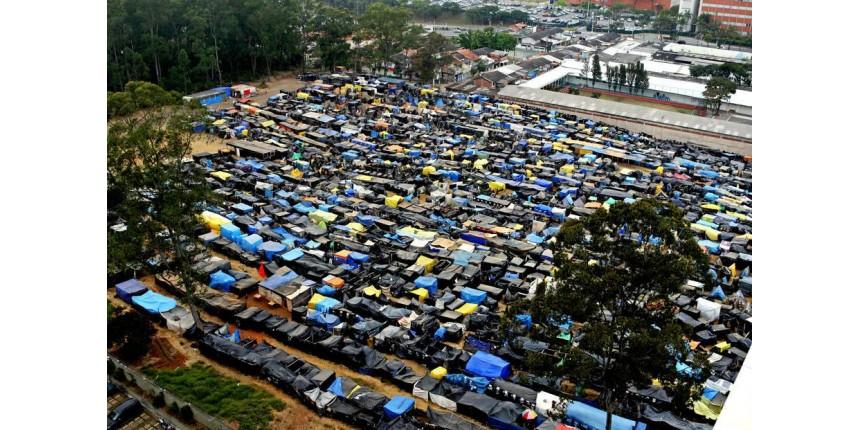 MTST vai resistir a reintegração de posse em São Bernardo do Campo
