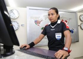 Mulheres se preparam para voltar a apitar na elite do futebol do...