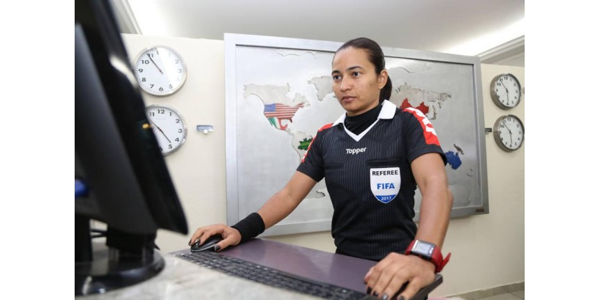 Mulheres se preparam para voltar a apitar na elite do futebol do País