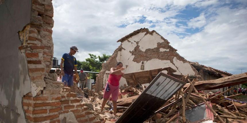 Número de mortos em terremoto no México chega a 90; réplicas continuam
