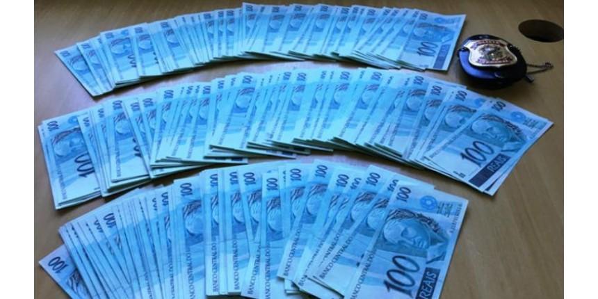 PF fecha fábrica de dinheiro falso no Interior SP