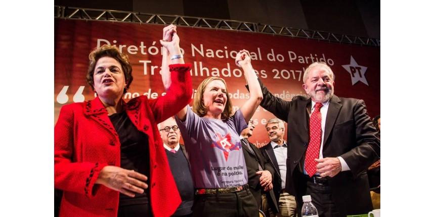 PGR denuncia Lula, Dilma e ex-ministros por organização criminosa