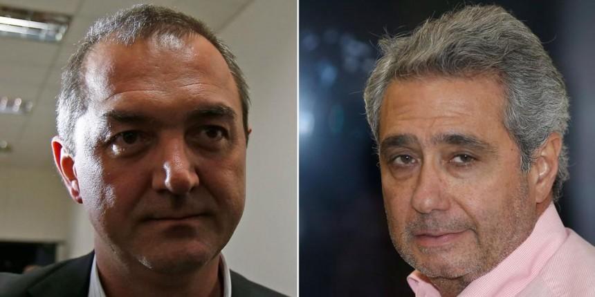 Prisão de Joesley Batista e Ricardo Saud