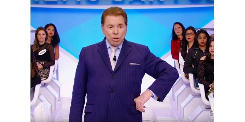 SBT é processado em R$ 10 milhões por 'piadinha' de Silvio Santos
