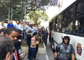 SOLTO, homem que ejaculou em passageira no ônibus tem mais 14 passagens...