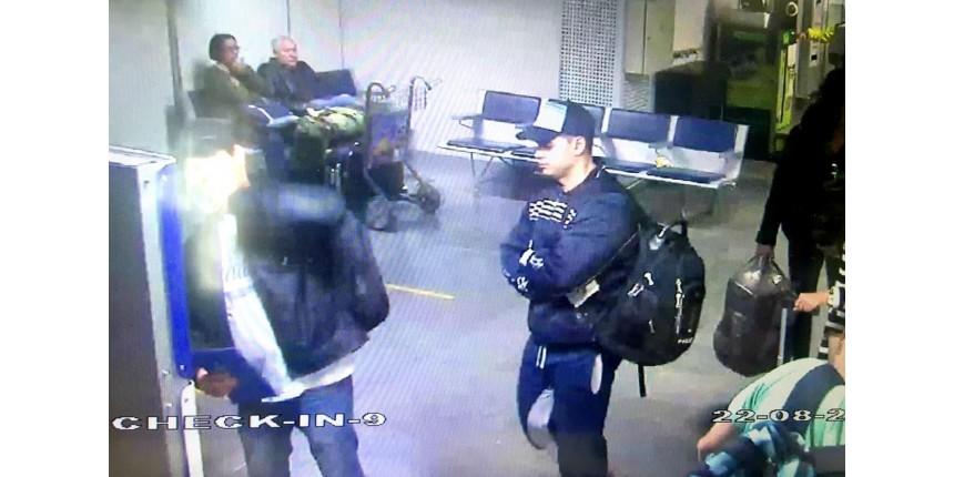 Suspeito de matar ex-mulher a facadas em Tupã é flagrado em aeroporto no PR