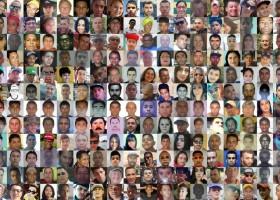 Uma semana, 1.195 mortes: o retrato da violência no...