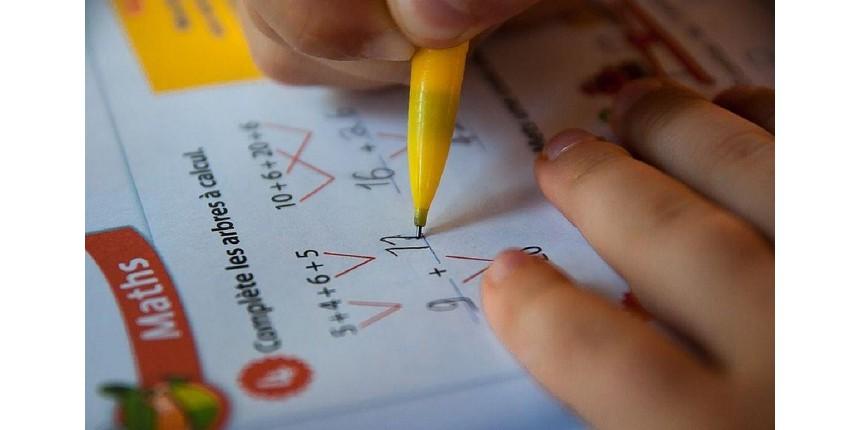 54% das crianças no 3º ano não sabem fazer conta de adição e subtração