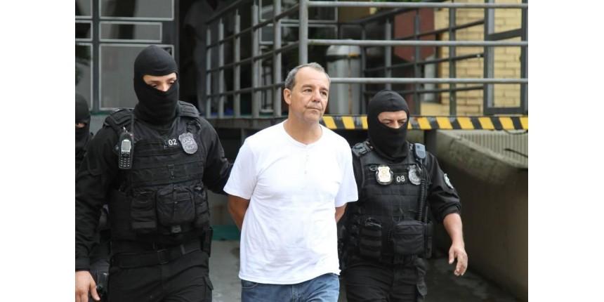 Cabral vai para prisão que abriga terroristas e traficantes em MS