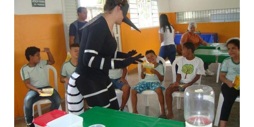 Criatividade é arma para combater o Aedes em Marília