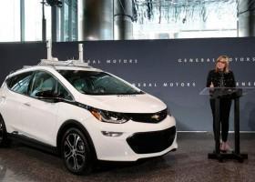 GM vai testar veículos autônomos em Nova York no início de 2018