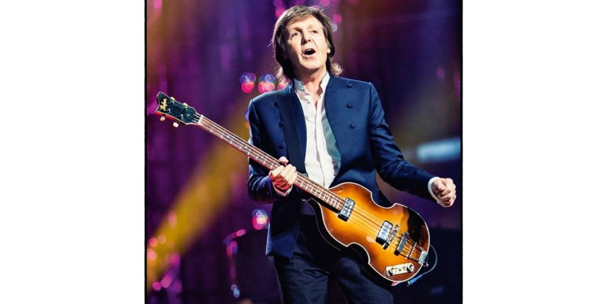 Paul McCartney se hospeda na suíte mais cara de São Paulo