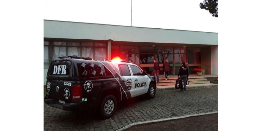 Polícia Civil faz operação e mira esquema de fraudes que desviou mais de R$ 10 milhões do Banco do Brasil