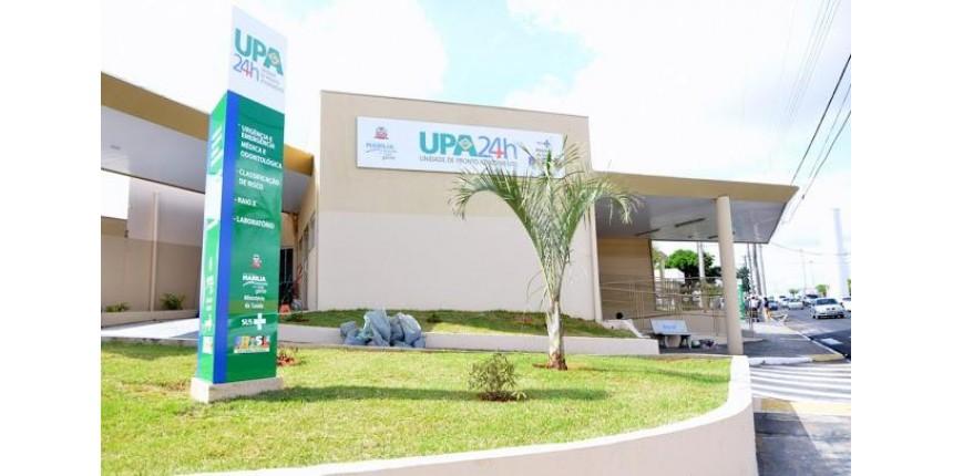 Secretaria da Saúde conquista qualificação da UPA e aumento do custeio do Ministério da Saúde