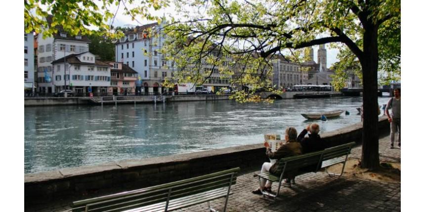 Suíça: cotidiano impecável no centro da Europa