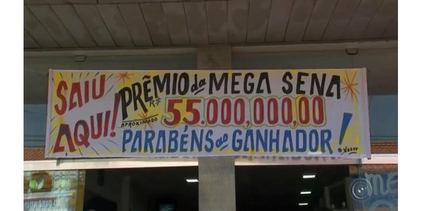 Vencedor da aposta milionária da Mega-Sena feita em Assis saca prêmio