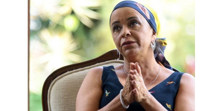 A primeira-dama do DF revela batalha contra o câncer